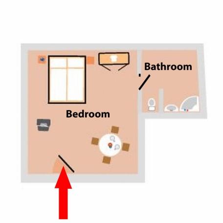cesky krumlov hotel zimmer your apartments. Black Bedroom Furniture Sets. Home Design Ideas