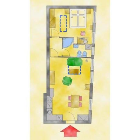 unterkunft republikplatz prag your. Black Bedroom Furniture Sets. Home Design Ideas
