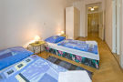 Appartment Prag Templova Schlafzimmer 2