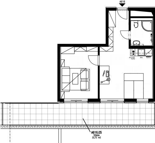 luxus wohnung krejcarek. Black Bedroom Furniture Sets. Home Design Ideas