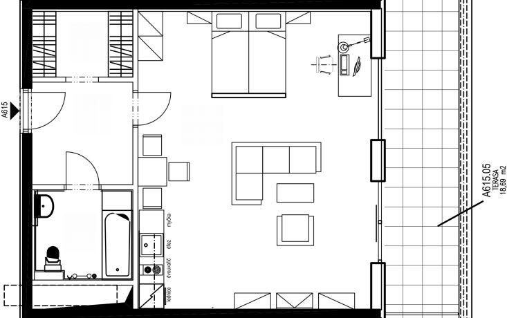 studio krejcarek prag 3. Black Bedroom Furniture Sets. Home Design Ideas